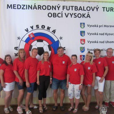 futbalovy turnaj obci s nazvom Vysoka  Obrázok 62