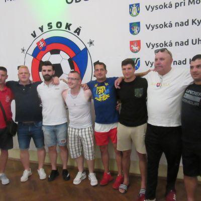 futbalovy turnaj obci s nazvom Vysoka  Obrázok 67