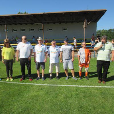 futbalovy turnaj obci s nazvom Vysoka  Obrázok 55