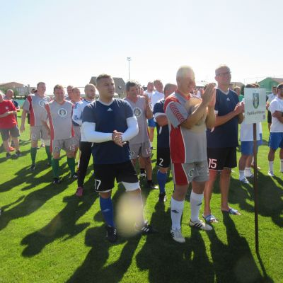 futbalovy turnaj obci s nazvom Vysoka  Obrázok 58