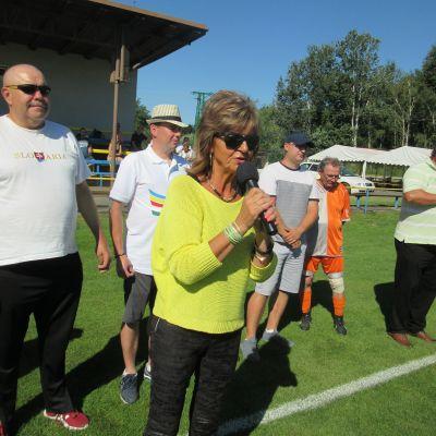 futbalovy turnaj obci s nazvom Vysoka  Obrázok 56