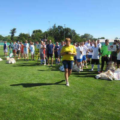 futbalovy turnaj obci s nazvom Vysoka  Obrázok 21