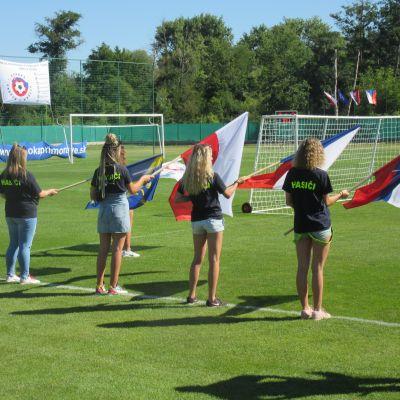 futbalovy turnaj obci s nazvom Vysoka  Obrázok 45