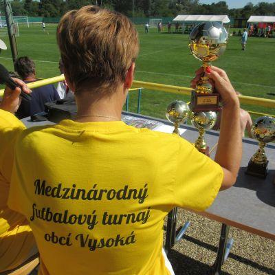 futbalovy turnaj obci s nazvom Vysoka  Obrázok 60
