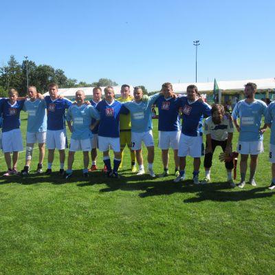 futbalovy turnaj obci s nazvom Vysoka  Obrázok 22