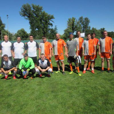 futbalovy turnaj obci s nazvom Vysoka  Obrázok 61