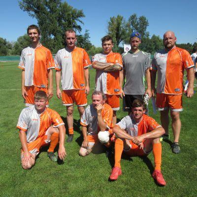 futbalovy turnaj obci s nazvom Vysoka  Obrázok 48