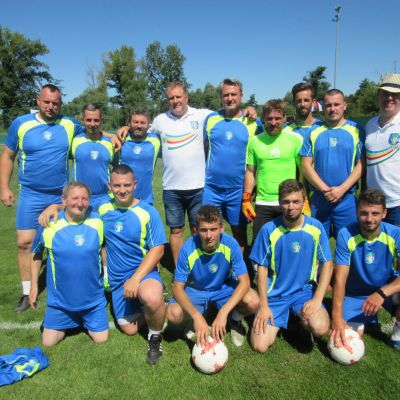 futbalovy turnaj obci s nazvom Vysoka  Obrázok 43
