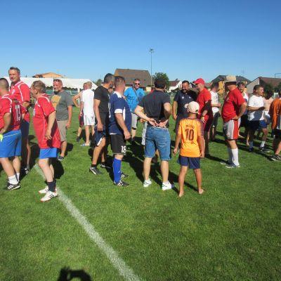 futbalovy turnaj obci s nazvom Vysoka  Obrázok 35