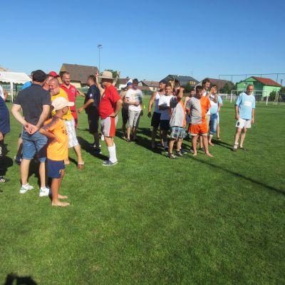 futbalovy turnaj obci s nazvom Vysoka  Obrázok 26