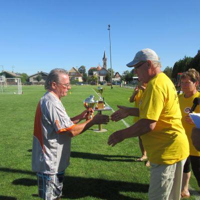 futbalovy turnaj obci s nazvom Vysoka  Obrázok 31