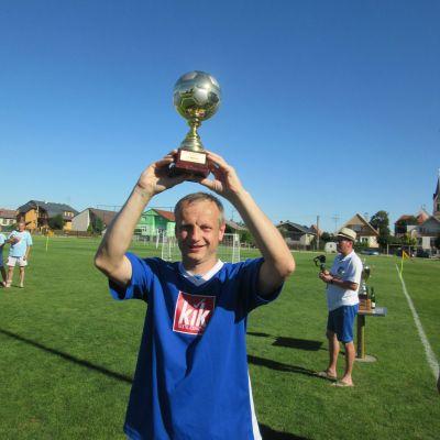 futbalovy turnaj obci s nazvom Vysoka  Obrázok 47
