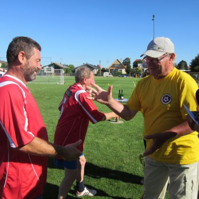 futbalovy turnaj obci s nazvom Vysoka  Obrázok 59