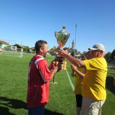 futbalovy turnaj obci s nazvom Vysoka  Obrázok 34