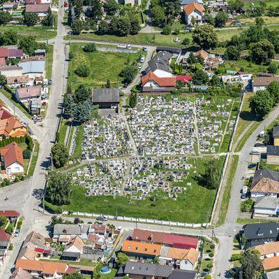 Letecké zábery obce Vysoká pri Morave  Obrázok 22