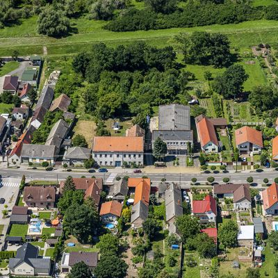 Letecké zábery obce Vysoká pri Morave  Obrázok 17