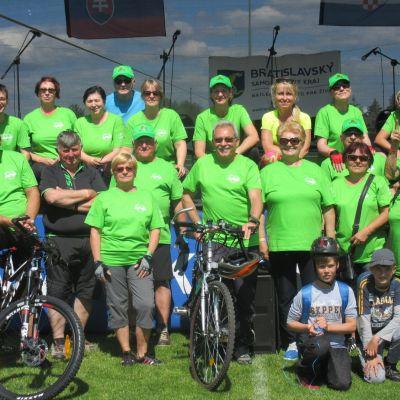 Na kolesách proti rakovine 2019  Obrázok 18