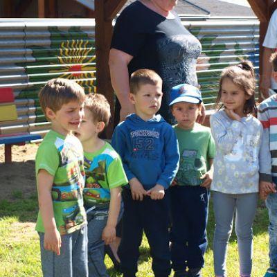 Opekačka detí v MŠ a program pre mamičku ku Dňu matiek  Obrázok 39