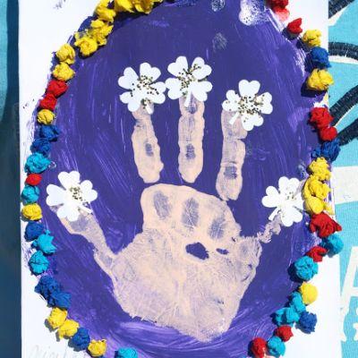 Opekačka detí v MŠ a program pre mamičku ku Dňu matiek  Obrázok 26