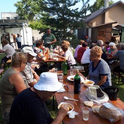 Pochod dôchodcov  Obrázok 6