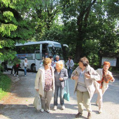 Výlet dôchodcov, máj 2016  Obrázok 15