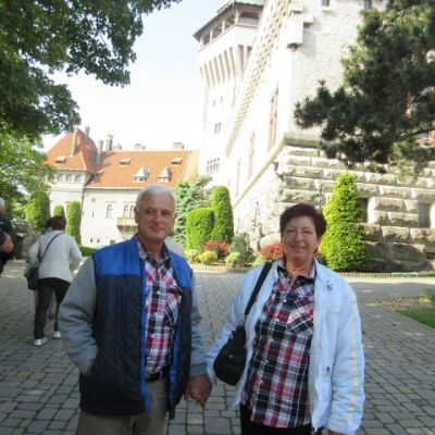 Výlet dôchodcov, máj 2016  Obrázok 11