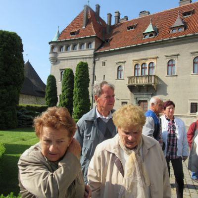 Výlet dôchodcov, máj 2016  Obrázok 9
