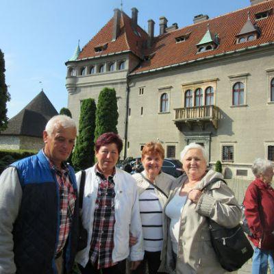 Výlet dôchodcov, máj 2016  Obrázok 19