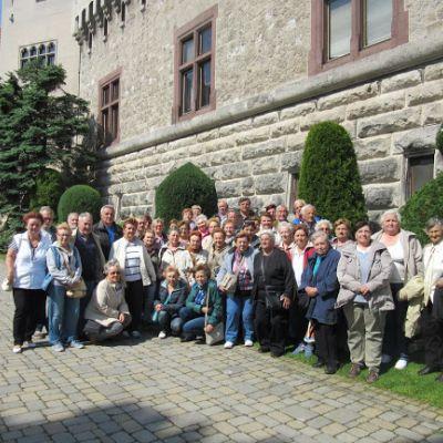 Výlet dôchodcov, máj 2016  Obrázok 14