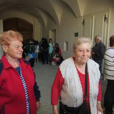 Výlet dôchodcov, máj 2016  Obrázok 21