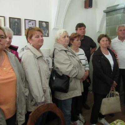 Výlet dôchodcov, máj 2016  Obrázok 17