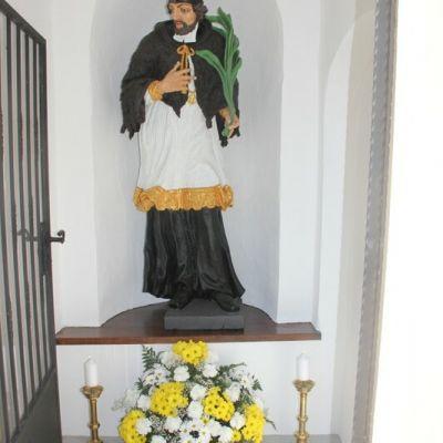 Vysvätenie kaplnky sv. Jána  Obrázok 11