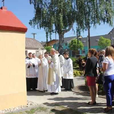 Vysvätenie kaplnky sv. Jána  Obrázok 8