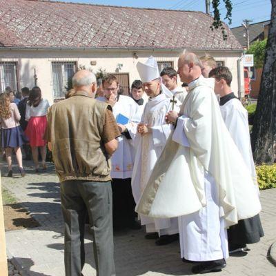 Vysvätenie kaplnky sv. Jána  Obrázok 12