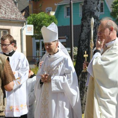 Vysvätenie kaplnky sv. Jána  Obrázok 4