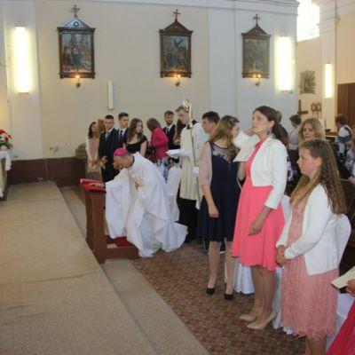 Vysvätenie kaplnky sv. Jána  Obrázok 13