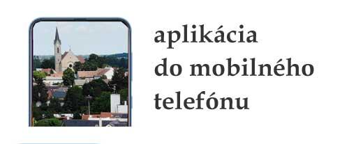 Aplikácia do mobilného telefónu
